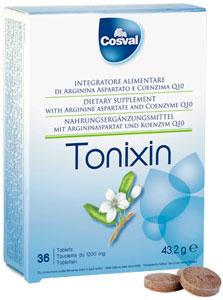 Тониксин в таблетках